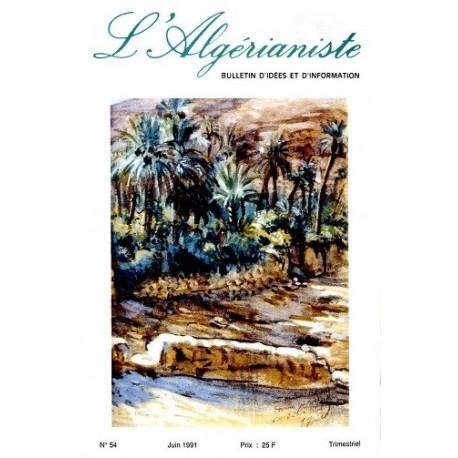 L'Algérianiste N°54