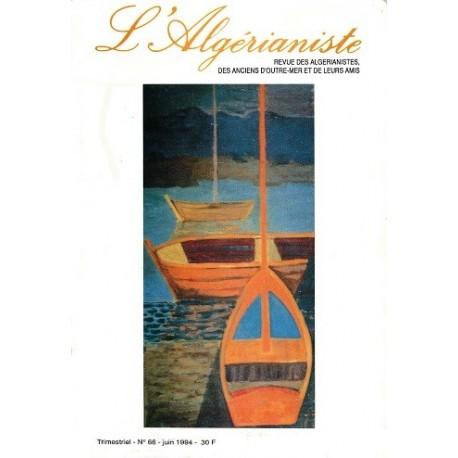 L'Algérianiste N°66
