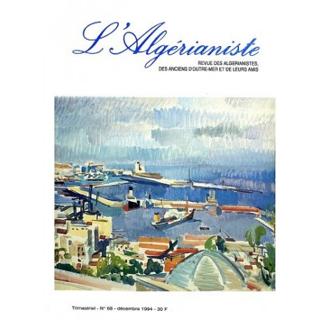 L'Algérianiste N°68