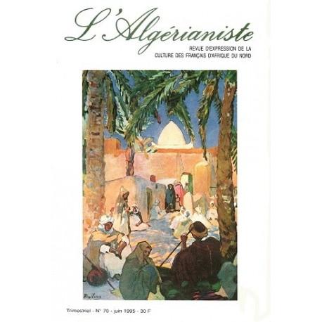 L'Algérianiste N°70