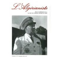 L'Algérianiste N°72