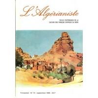 L'Algérianiste N°75