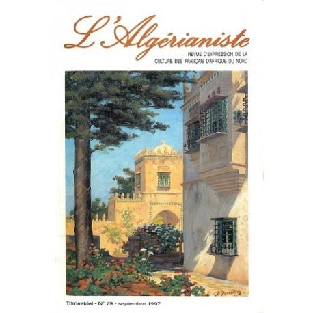 L'Algérianiste N°79