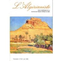 L'Algérianiste N°82