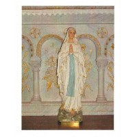 Image de la Vierge (Ramenée d'Alger en 1962)