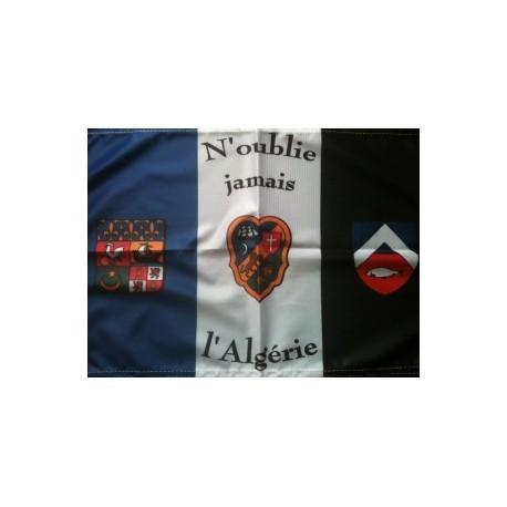 Drapeau des Français d'Algérie 100x150