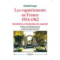 Les rapatriements en France. 1954-1962