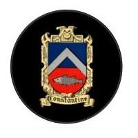 """Badge """"Blason de Constantine"""""""