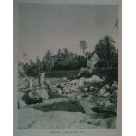 Reproduction photo de BOU-SAADA / TOUGGOURT