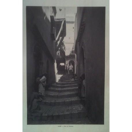 Reproduction photo d'Alger