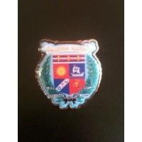 Badge métal émaillé - Blason de l'Algérie française