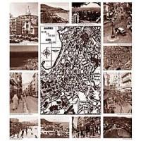Plan des rues de Bab el Oued, 1961