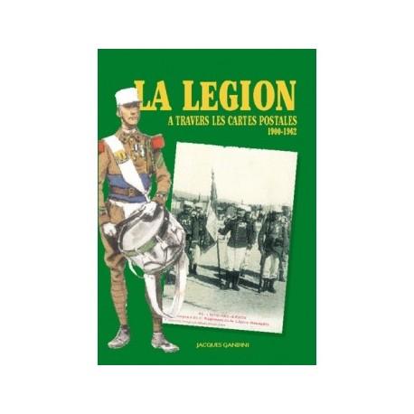 La Légion à travers la carte postale