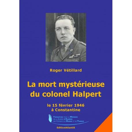 La mort mystérieuse du colonel Halpert