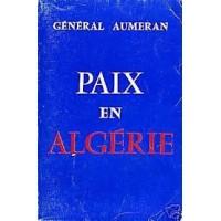 Paix en Algérie