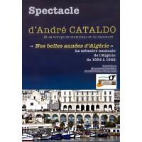 Nos belles années d'Algérie- DVD Spectacle