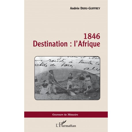 1846, destination: l'Afrique