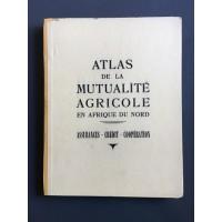 Atlas de la mutualité agricole en Afrique du Nord - Assurances-Crédit-Coopération