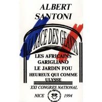 Albert Santoni - La race des Géants