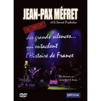 DVD concert Jean-Pax Méfret