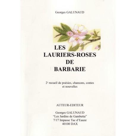 Les lauriers-roses de Barbarie