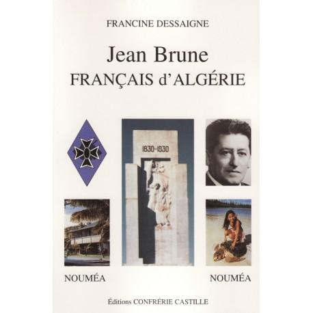 Jean Brune Français d'Algérie