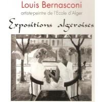 Louis BERNASCONI, expositions algéroises