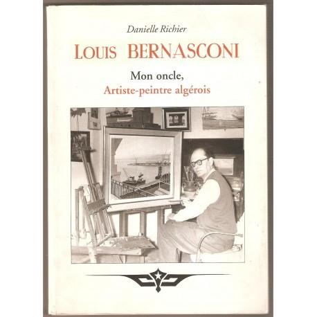 Louis BERNASCONI, mon oncle, artiste-peintre algérois