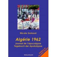 Algérie 1962 Journal de l'Apocalypse-couverture