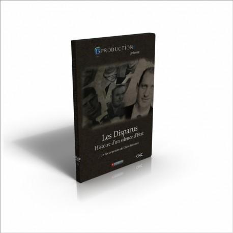Les disparus, histoire d'un silence d'Etat (DVD)
