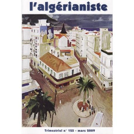 L'algérianiste - N°125