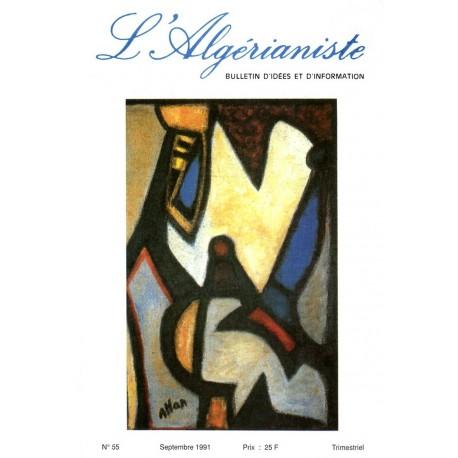 L'algérianiste - N°55