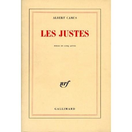 Les Justes - Camus