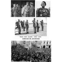 Amours de jeunesse ORAN - NICE - ALGER 1955 – 1962