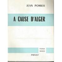 A cause d'Alger