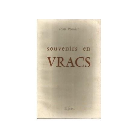Souvenirs en VRACS