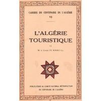 Cahier VII: L'Algérie touristique