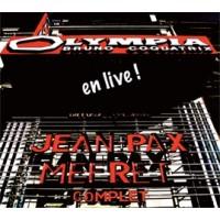 Double CD Jean-Pax Méfret à l'Olympia