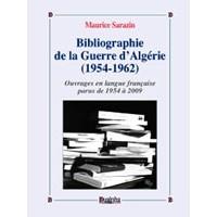 Bibliographie de la guerre d'Algérie (1954-1962)