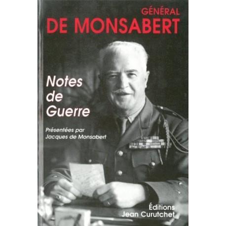 Notes de guerre