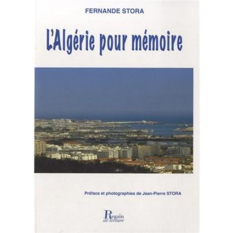 L'Algérie pour mémoire